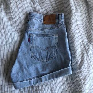 Levi's A-Line Shorts